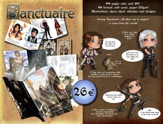 Sanctuaire is available! by DameOdessa