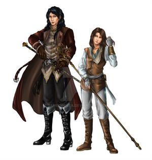 Eilehnn and Selunia