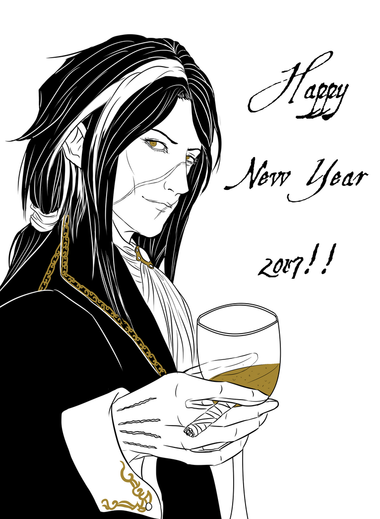 Happy New Year!! by DameOdessa