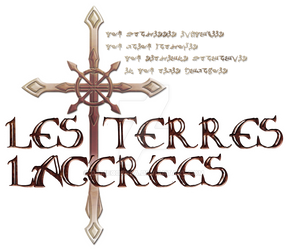 LES TERRES LACEREES Logo by DameOdessa