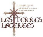 LES TERRES LACEREES Logo by DameOdessa
