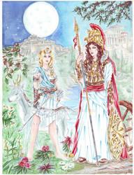 Maidens of Olympus