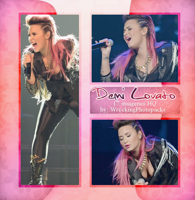 Photopack 412 - Demi Lovato by BestPhotopacksEverr