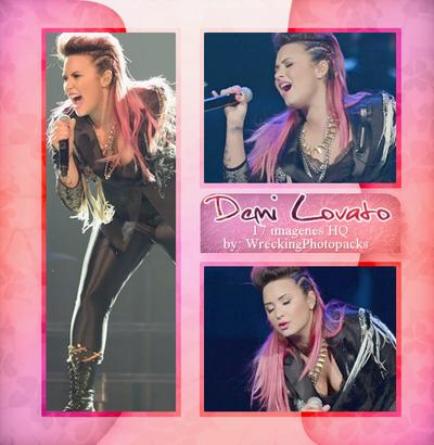 Photopack 412 - Demi Lovato by BestPhotopacksEverr