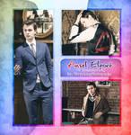 Photopack 579 - Ansel Elgort