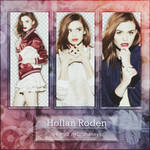 Png Pack 532 - Holland Roden by southsidepngs