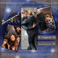 Photopack 2377- Divergente by southsidepngs