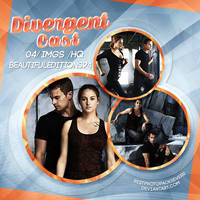 Photopack 3698- Divergent Cast by southsidepngs