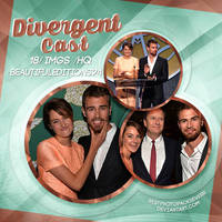 Photopack 3701- Divergent Cast by southsidepngs