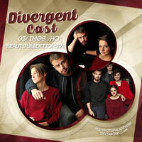 Photopack 3704- Divergent Cast by southsidepngs
