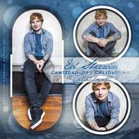 Photopack 4177 - Ed Sheeran by southsidepngs