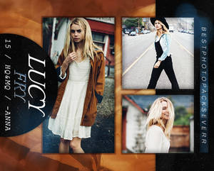 Photopack 4549- Lucy Fry