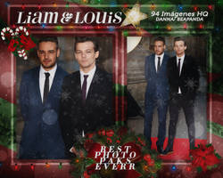Photopack 6293 - Liam Payne y Louis Tomlinson by southsidepngs