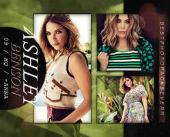 Photopack 8366- Ashley Benson by southsidepngs