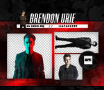 Pack PNG 2016 - Brendon Urie
