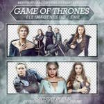 Pack Png 2255 - Game of Thrones