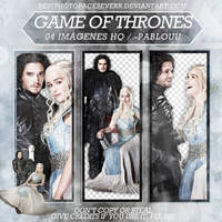 Pack Png 2260 - Game Of Thrones. by southsidepngs