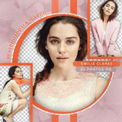 Png Pack 2809 - Emilia Clarke by southsidepngs