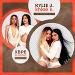 Png Pack 3117 - Khloe Kardashian / Kylie Jenner