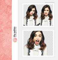 Png Pack 3233 - Lily Collins by southsidepngs