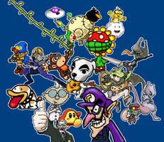Nintendo by ArthurArthurArthur