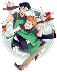 Starbucks stuff by ComeSempre