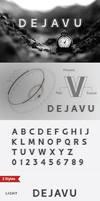 Dejavu Font by DeepBlueDesigns