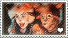 Cats stamp by mu-nin