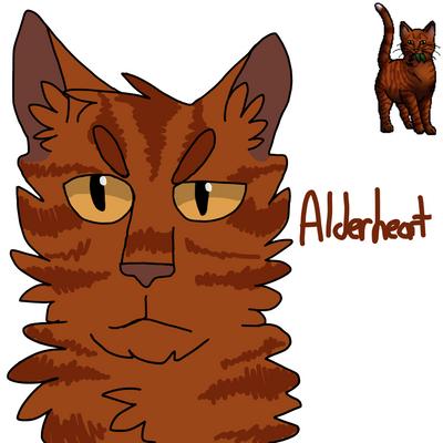 #7 - Alderheart by SpeckledCactus