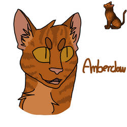 #9 - Amberclaw by SpeckledCactus