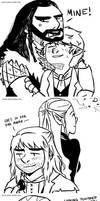 Hobbit: Unexpected ships