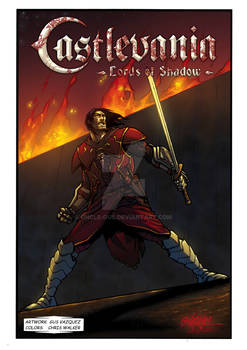 Cover Pg Castlevania Lords of Shadow