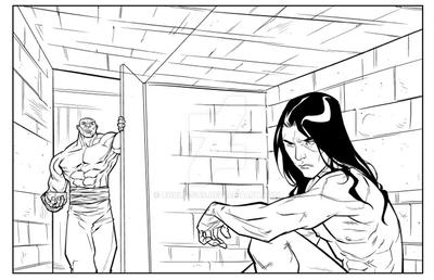 Fang Inks Page 1