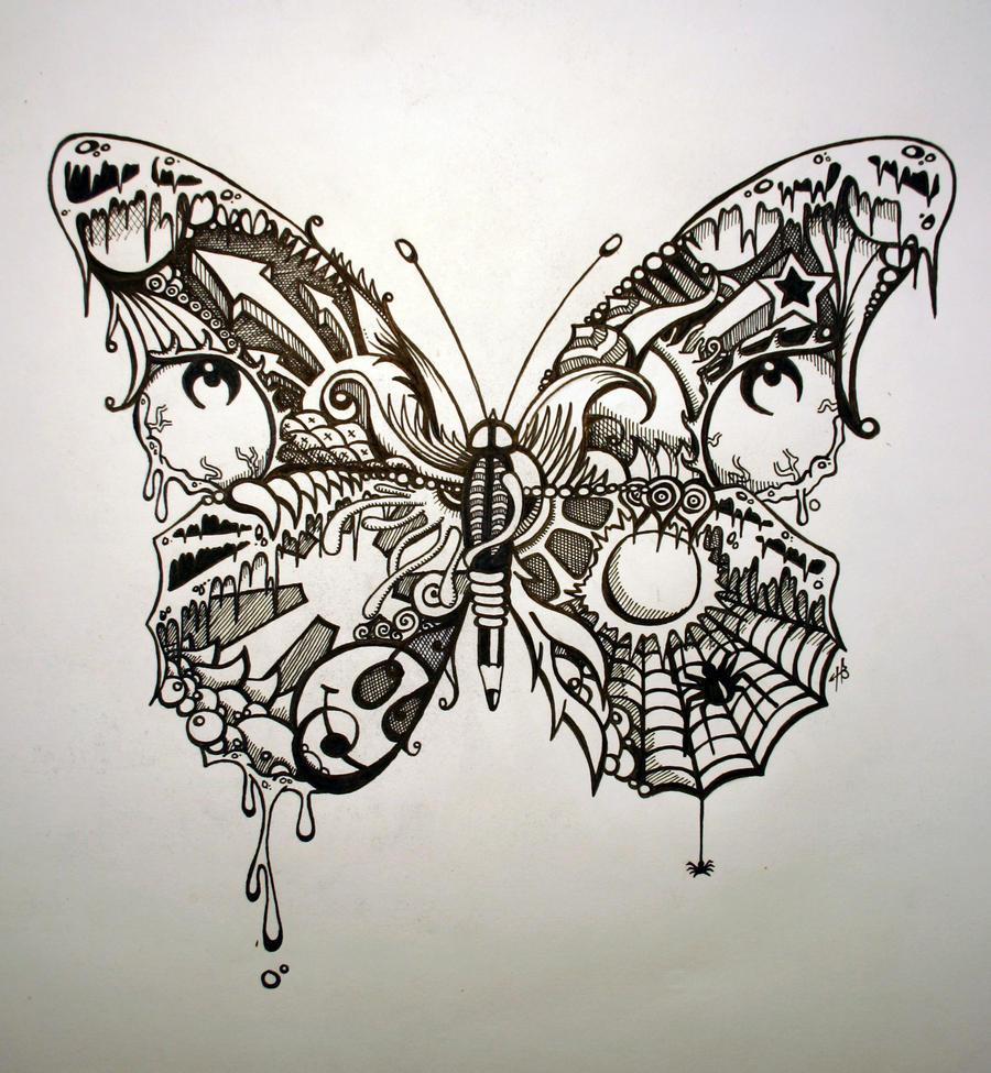 Pretty Butterfly By Shotgun Arse On DeviantArt