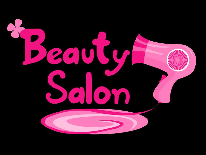 beauty salon logo design by npport on DeviantArt