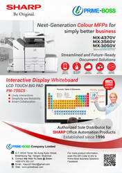 SHARP Myanmar Ad02 V02