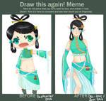 Draw this again - Yanyu by Suzumichii