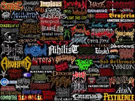 Death Metal Holocaust II by infernosilver