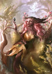 Yavanna - Illustration
