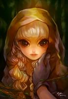 Dragon's Crown - Elf by CatLowTheMU