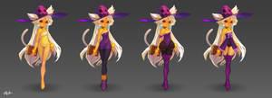 Luna's outfit