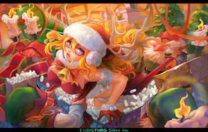 Mu's Christmas 2014 by CatLowTheMU