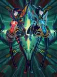 Cyber sisters - KLK