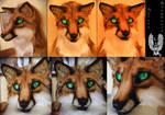 Summer Fox mask