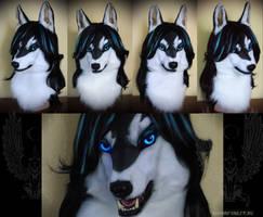 Azura wolf by SnowVolkolak
