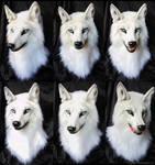 Lucky wolf by SnowVolkolak