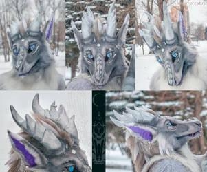 Final update of Stellar's head by SnowVolkolak