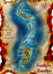 Map of S. Zarathos