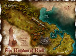 Map of Krell