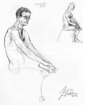 Life Drawing 5.6.212 #3